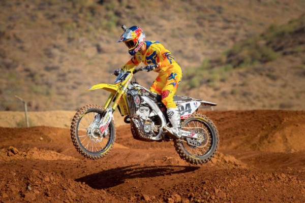RCH Suzuki Factory Racing welcomes Ken Roczen