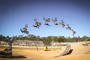Sinclair wins inaugural Australian Speed and Style Championship