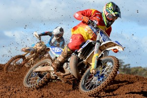 Husqvarna to field Dobson, Arbon and Crawford in 2015