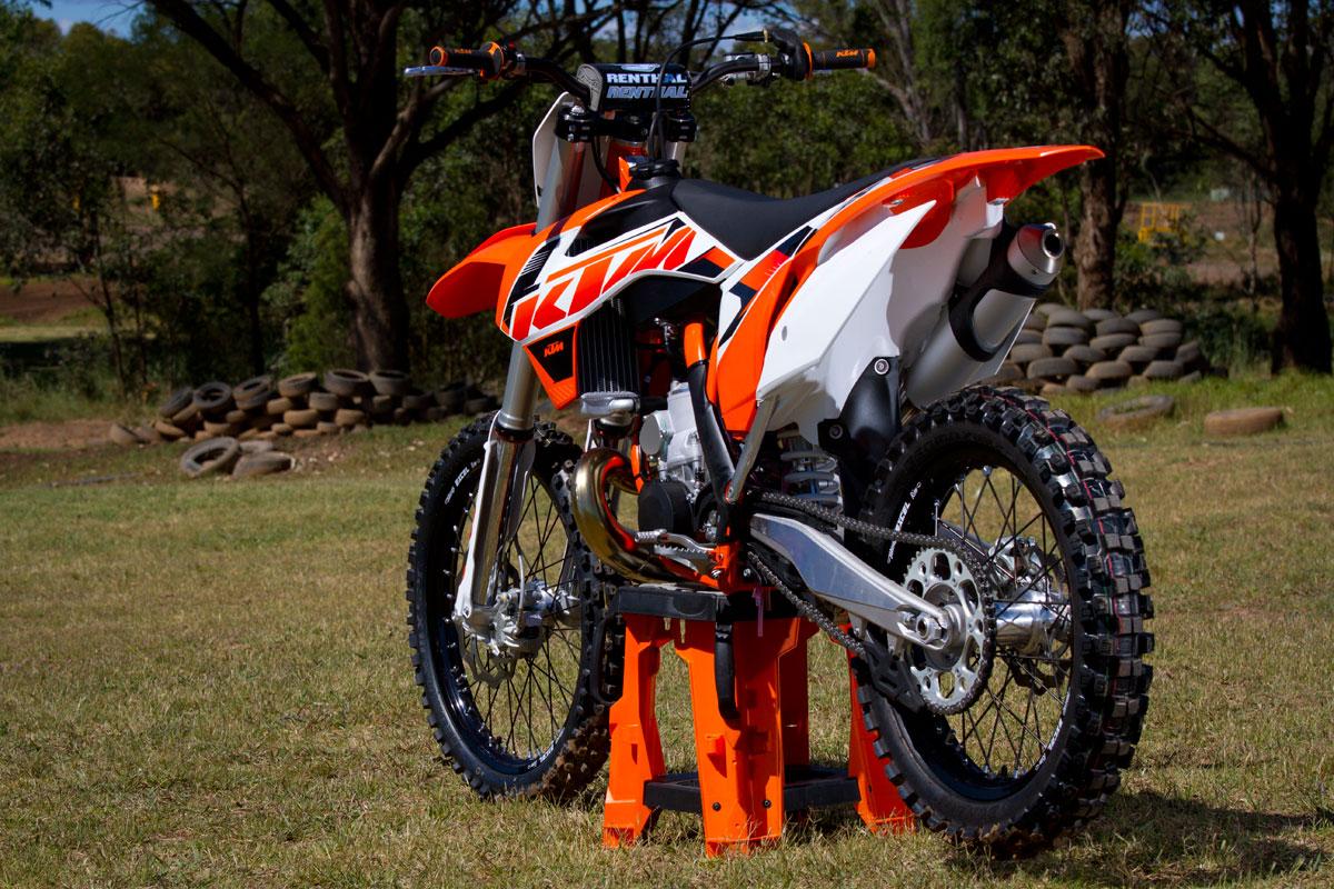 tested: 2015 ktm 250 sx - motoonline.au