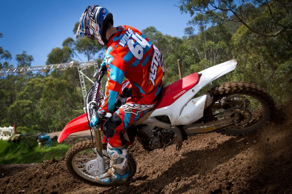 Overview: 2015 Honda CRF450R test