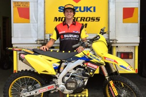 Makeham confirmed to partner Moss at Team Suzuki