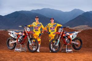 Fox announces US-based Red Bull KTM 250 team sponsorship