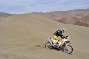 KTM's Grabham praises Price's Dakar performance