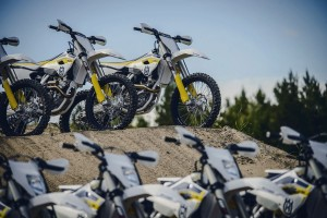 Husqvarna Motorcycles achieves record sales in 2014