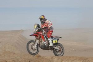 Rodrigues claims Dakar stage nine victory