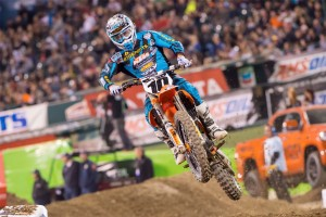 Brayton ruled out of upcoming supercross rounds