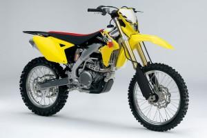 Suzuki releases road registrable RMX450Z enduro weapon