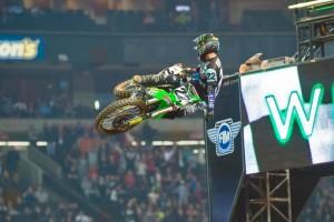 Highlights: 2015 AMA Supercross Rd8 Atlanta
