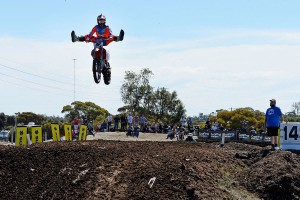 KTM's Gibbs does the double at Horsham MX Nationals