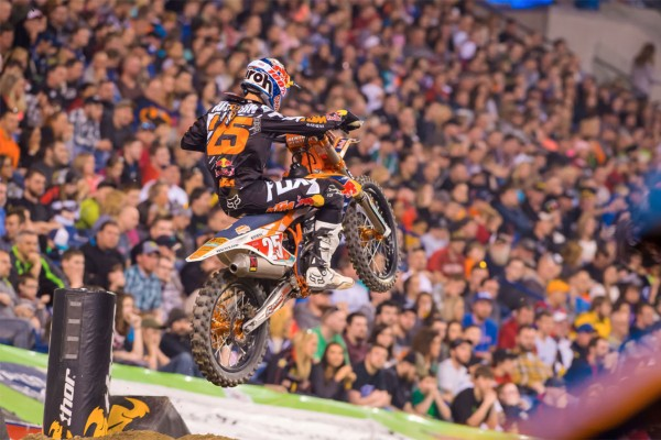 Highlights: 2015 AMA Supercross Rd11 Indianapolis