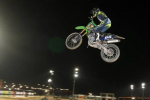 Rutledge content with podium at Qatar WMX opener