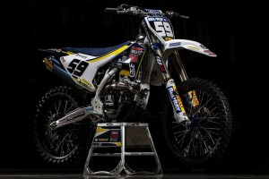 All-new factory Husqvarna FC 250 a 2016 preview?