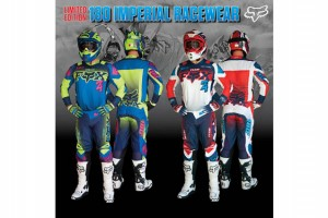 Product: 2015 Fox LE Imperial Gear Sets