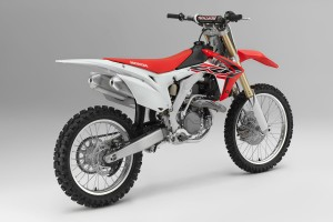 Honda leading Australian dirt bike sales to date in 2015