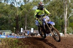 Second moto win secures Todd Appin MXD overall