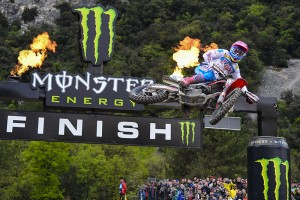 Bobryshev tops action-packed Trentino MXGP qualifier