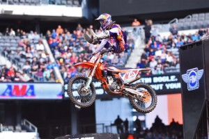 Musquin clinches East Coast 250SX crown in New Jersey