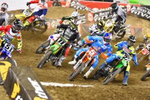 Highlights: 2015 AMA Supercross Rd15 Santa Clara