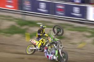 Replay: Villopoto's Trentino MXGP crash