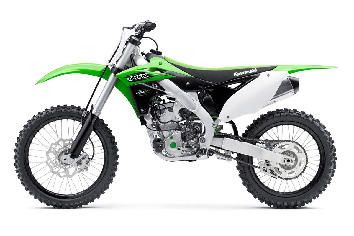 Kawasaki 250 an... Kawasaki 250