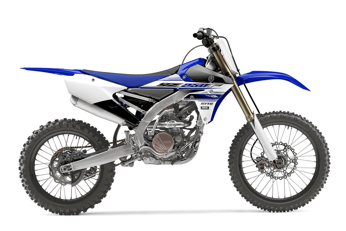 Bike 2016 Yamaha YZ250F