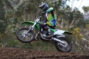 Review: 2016 Kawasaki KX450F
