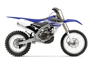 Bike: 2016 Yamaha YZ450FX