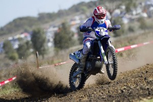 Sherco in the mix at AORC