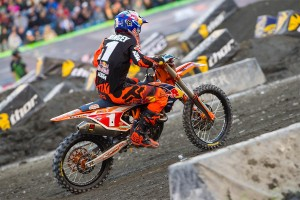 Dungey on target to clinch third 450SX crown in New Jersey