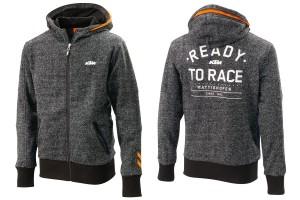 Product: KTM Rapid Zip hoodie