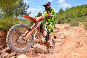 Review: 2017 KTM EXC-F and EXC Range
