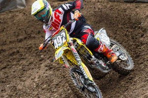 Clout back on the bike ahead of Pro Motocross return