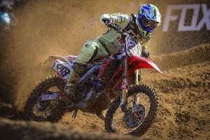 Gajser and Herlings too strong in MXGP at Latvia