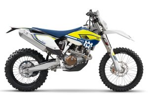 Win an FE 450 at the Husqvarna Watagans Trail Bike Rally