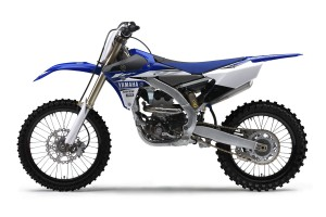 Bike: 2017 Yamaha YZ250F