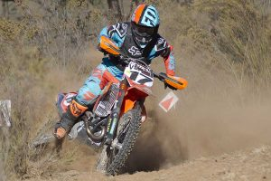 ISDE selection a milestone in Simpson's off-road career