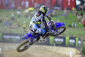 Yamaha re-signs Van Horebeek for 2017 MXGP season