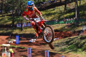 Crankt Protein Honda Racing team duo aiming to finish 2016 Motocross season on a high