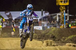 CDR Yamaha podium charge at ASX opener