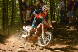 Russell strengthens GNCC series lead at Morgantown