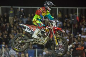 Penrite Honda takes SX2 win at round one of AUS Supercross