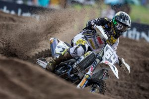 Husqvarna announces revised international SMX Cup roster