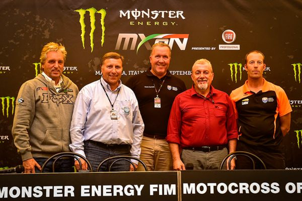 New MXGP Rookie initiative launched at Motocross of Nations