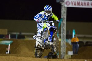 Supercross title defence not done yet for Reardon