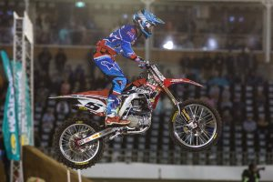 Wilson takes eighth overall for Crankt Protein Honda Racing at Toowoomba