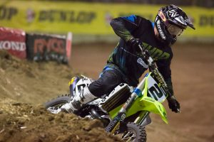 Marmont keeps it coming Husqvarna, Dukes clinch title