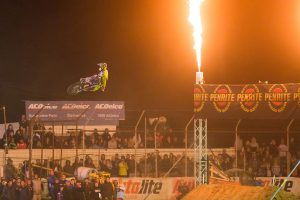 Dunlop 1-2 in SX1 main event at Melbourne Supercross