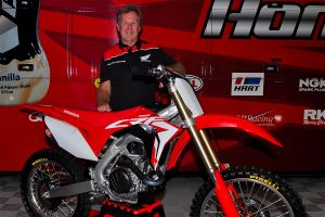 Honda transfer marks new beginning for team manager Foreman