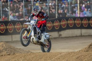 Penrite Honda's Gavin Faith aims to win the final two rounds